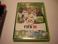 XBOX 360 FIFA 10 2010