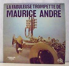 """33 tours Maurice ANDRE Disque LP 12""""  LA FABULEUSE TROMPETTE -MFP 13427 F Réduit"""