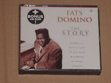 FATS DOMINO -The Story- CD + Bonus CD ROM BOX