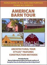 American Barn Tour DVD 2013 NEW