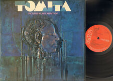 TOMITA Pictures at an  Exhibition LP NMINT Modest Moessorgski MUSSORGSKY