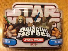 Star Wars Galactic Heroes Saesee Tiin & Agen Kolar