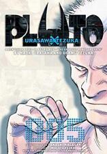 Pluto GN VOL 05 (of 8) URASAWA x TEZUKA (C: 1-0-1) POR NAOKI Libro en Rústica