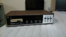 Soundesign Stereo Multiplex 4491, 8 Tracks tape player, Receiver & Amplifier,