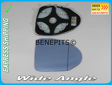 BMW AC SCHNITZER TYP-1 Car Side Mirror Wide Angle BLUE TINTED Right Side B032
