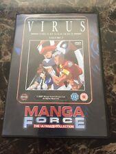 Virus Buster Serge Volume 2 DVD Manga