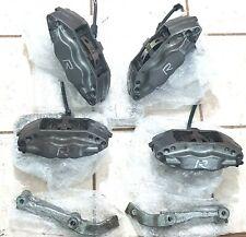VOLVO 2004-2007 S60R V70R Brembo Brake Calipers Front/Rear Bolt on BBK w/ Pads