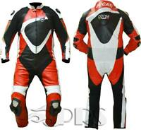 Ducati Corse Motorbike Leather Suit