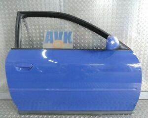 Tür rechts Beifahrertür Kompletttür blau LY5M  Audi A3 8L1 3-Türer