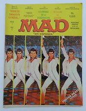 VINTAGE & RARE MEXICAN MAD MAGAZINE EN ESPAÑOL # 5 SEPTEMBER 1978