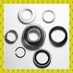 REAR WHEEL BEARING KITS W/ABS FOR TOYOTA 4RUNNER TACOMA T100 2WD RWD EACH FAST