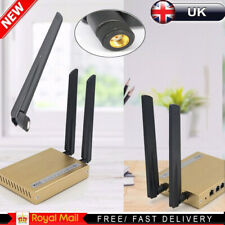 Home Networking & Connectivity Inventive 3m Wifi Antenna Extension Cable Lead Wireless Rp Sma Uk Seller Computers/tablets & Networking