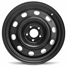 Wheel For 2006-2011 Ford Crown Victoria 17 Inch Steel Rim Black Painted 5 Lug