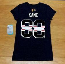 PATRICK KANE Chicago Blackhawks Name & Number T-Shirt M Women's Medium BRAND NEW
