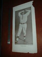 1913 M113 Baseball Magazine Large Premium Insert Babe Adams