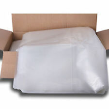 More details for strong heavy duty clear plastic rubble bags sacks builders bags all sizes