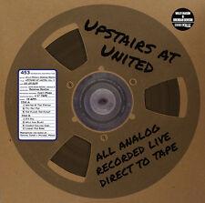 Willy Mason & Brendan Benson – Upstairs At United, Vol. 7 Vinyl LP NEW RSD