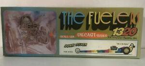 JIM DUNN DUNN & REATH 1320 DIECAST 6TH IN THE FUELERS SERIES DRAGSTER 1/3,500