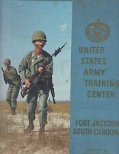 1967 Ft. Jackson Army Training Center Yearbook - NAMES IN LISTING 1ST Batt. Co.A