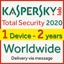 Kaspersky Total Security 2020 - Antivirus