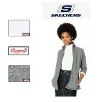 NEW Skechers Women's Snuggle Fleece Full Zip Mock Neck Jacket VARIETY SIZE&COLOR