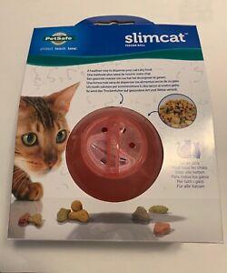 PetSafe slimcat pink feeder ball