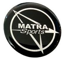 Matra Sports 28mm Badge - Steering Wheel or Gearknob - Bagheera Murena