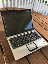 HP Pavillion dv2000 Laptop with leather carrying case *For parts, not working*