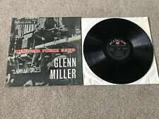 "GLENN MILLER ARMY AIR FORCE BAND VOL 1 : EX+ UK 12"" VINYL LP - RED SPOT RD-27135"