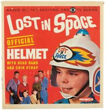 Original Vintage LOST in SPACE Helmet  Original Box Remco 1966