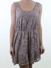 Plus Size Lace Short/Mini Casual Dresses for Women