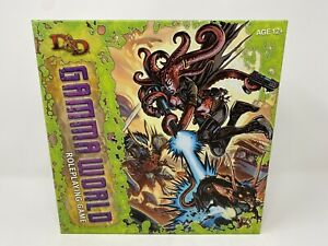 Wizards of the Coast GAMMA WORLD Roleplaying Board Game