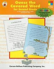 Guess the Covered Word for Second Grade by Kohfeldt, Joyce, Collier, Helen, Kin