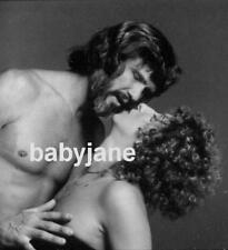 008 BARBRA STREISAND KRIS KRISTOFFERSON A STAR IS BORN POSTER SHOOT PHOTO