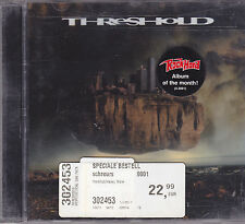 Treshold-Hypothetica cd album