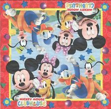 Paquet de 20 Serviettes en papier Mickey Mouse Decoupage Paper Napkins Disney