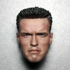 Man Male Head 1/6 Arnold Schwarzenegger Head Sculpt Fit 12'' Phicen Body