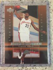 LeBron James 2003 Upper Deck Rookie Exclusives *READ*