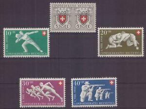 Schweiz 545-49 **