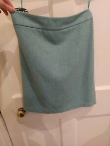 Dickins & Jones Blue Marl Skirt 14 excellent condition