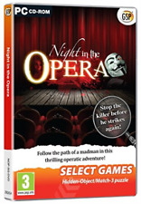 SELECT GAMES: Night in the Opera GAME NEW