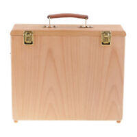 Wet Oil Paintings Canvas Panels Carrier Carrying Case Storage Box Organizer