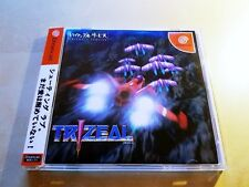Sega Dreamcast Trizeal SHMUP 2D-Shooter JAPAN NTSC