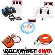 ARB Pack Twin Compressor Manifold EZ Tire Deflator Pump Up Kit & Airline Service