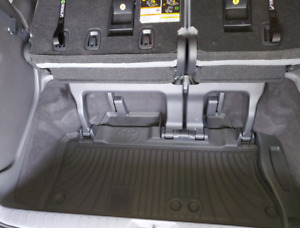 Genuine Toyota 2021 + Sienna Rubber All Weather Cargo Tray/Liner (with spare)