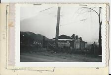 1960 REAL ESTATE ORIGINAL 3 X 5 PHOTO, 375 FOXON BLVD (GARAGE), NEW HAVEN, CONN