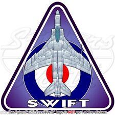 Supermarine SWIFT RAF (Vickers-Armstrongs) Britische Royal AirForce Aufkleber