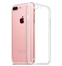 iPhone 7 Plus/8 Plus Ultra Slim Schutz Hülle TPU Silikon Case Cover Klar Transpa
