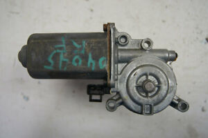 1988-1996 Chevy Corvette C4 Left LH Power Window Motor Used Working 16528207