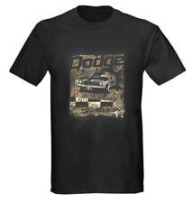 1970 Dodge Challenger Tee T-Shirt Men'S Black Size Medium M